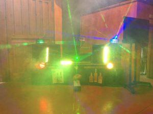 Dj animador humo para bodas en Asturias